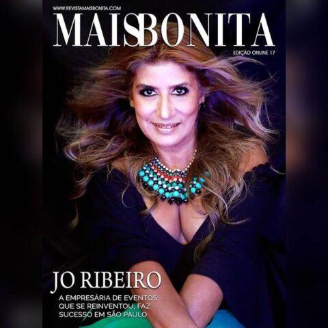 Jornalista Jo Ribeiro será a próxima entrevistada na coletiva do FaceTVBrasil